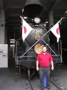 The Emperor's train