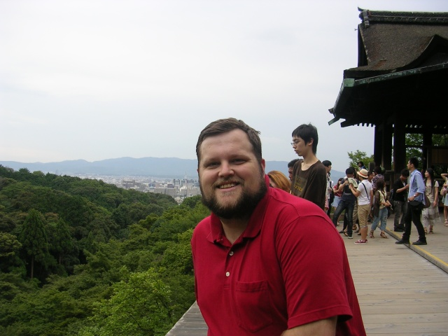 Christian at Kiyomizu-dera